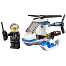 LEGO Police Helicopter Set 30014