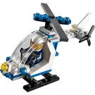 LEGO Police Helicopter  Set 30226