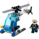 LEGO Police Helicopter Set 30351