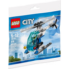LEGO Police Helicopter Set 30351 Packaging