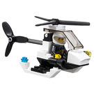 LEGO Police Helicopter Set 4991