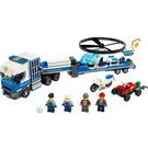 LEGO Police Helicopter Transport Set 60244