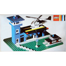 LEGO Police Heliport Set 354