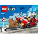LEGO Police Highway Arrest Set 60242 Instructions