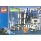 LEGO Police HQ Set 7035