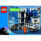 LEGO Police HQ Set 7035 Instructions