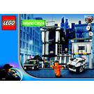 LEGO Police HQ Set 7035 Instructions