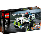 LEGO Police Interceptor Set 42047 Packaging