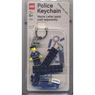 LEGO Police Key Chain (4676)