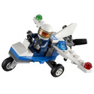 LEGO Police Microlight Set 30018
