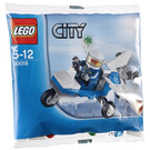 LEGO Police Microlight Set 30018 Packaging