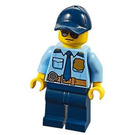 LEGO Police Office with Tie Minifigure