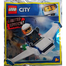LEGO Police Officer and Jet Set 951901