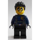 LEGO Police Officer Duke DeTain Minifigure