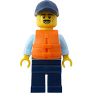 LEGO Police Officer Minifigure