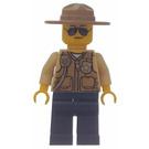 LEGO Police Officer avec Sunglasses Figurine