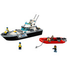 LEGO Police Patrol Boat Set 60129