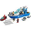 LEGO Police Patrol Boat Set 60277