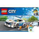 LEGO Police Patrol Car Set 60239 Instructions