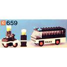 LEGO Police Patrol Set 659-1
