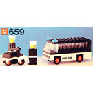 LEGO Police Patrol Set 659
