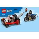 LEGO Police Prisoner Transport Set 60276 Instructions