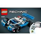 LEGO Police Pursuit Set 42091 Instructions