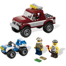 LEGO Police Pursuit Set 4437
