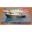 LEGO Police Rescue Boat Set 4010 Packaging
