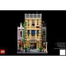LEGO Police Station Set 10278 Instructions