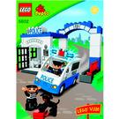 LEGO Police Station Set 5602 Instructions