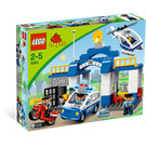 LEGO Police Station Set 5681 Packaging