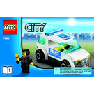 LEGO Police Station Set 7498 Instructions