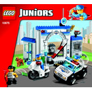 LEGO Police – The Big Escape Set 10675 Instructions