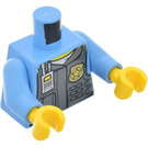 LEGO Police Torso with Bullet-Proof Vest (76382 / 88585)