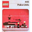 LEGO Police Units Set 445-1