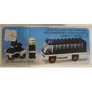 LEGO Police Units Set 445-1 Packaging