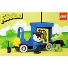 LEGO Police Van Set 3643
