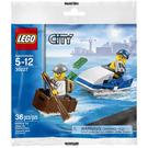 LEGO Police Watercraft Set 30227 Packaging