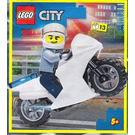 LEGO Policeman and Motorcycle Set 952103