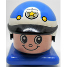 LEGO Policeman Figure Head Minifigure