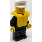 LEGO Policeman with Suit and Life Jacket Minifigure
