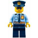LEGO Policeman with Sunglasses Minifigure
