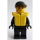 LEGO Policewoman with Sheriff Star and Lifejacket Minifigure