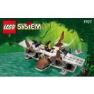 LEGO Pontoon Plane Set 5925 Instructions