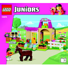 LEGO Pony Farm Set 10674 Instructions