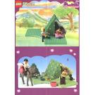 LEGO Pony Trekking Set 5854