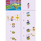 LEGO Pool Foam Slide Set 30401 Instructions