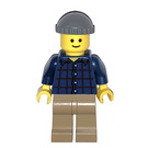 LEGO Pool Player Minifigure