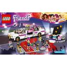 LEGO Pop Star Limousine Set 41107 Instructions